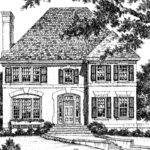 French Country Southern Living House Plans