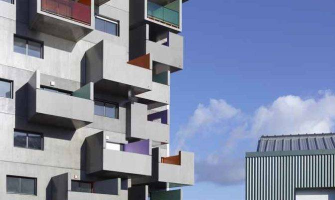 French Housing Residential Buildings France Architect