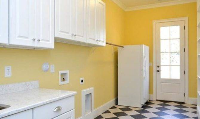 French Provincial Laundry Room Design Ideas Remodels Photos