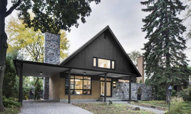 Fresh Canadian Home Renovation Inviting Light Inside