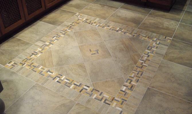 Fresh Ceramic Tile Flooring Ideas Foyer