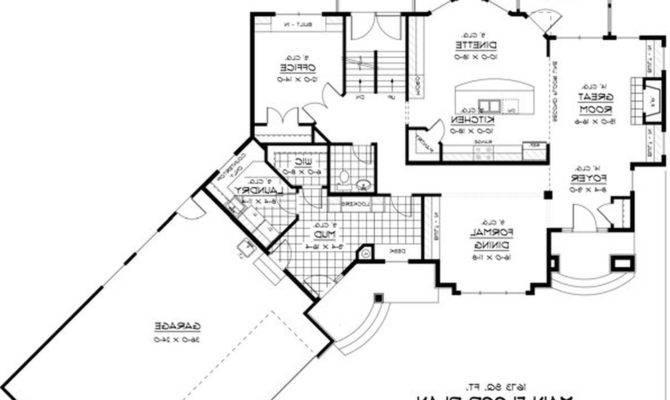 Fresh Small Luxury Home Floor Plans House Ideas