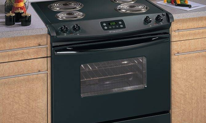 Frigidaire Drop Electric Range