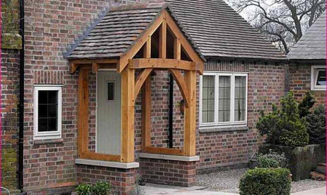 Front Door Porch Ideas Simple