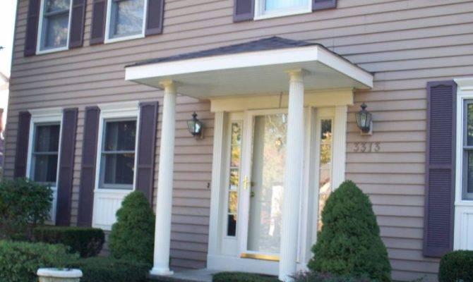 Front Door Stoop Designs Home Decorating Ideas