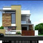 Front Elevation East Facing House India Joy Studio
