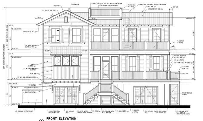 Front Elevation House Plans Joy Studio Design