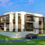 Front Elevation Kanal Corner Plot Beautiful