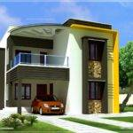 Front Elevation Modern House Design