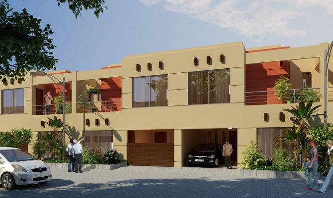 Front Elevation New Home Design