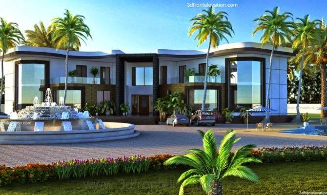 Front Elevation Pakistani Home Design