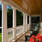 Front Porch Designs Ideas Teakwood Builders