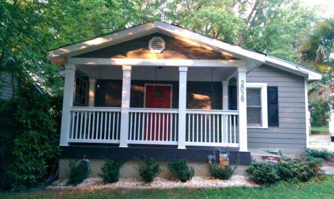 Best Of 18 Images Home Front Porch Designs House Plans