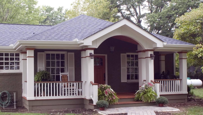 Front Porch Roof Designs Home Design Ideas House Plans 71019