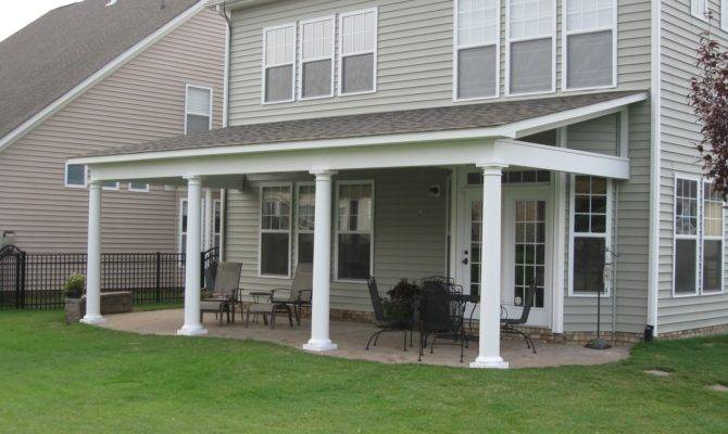 Front Porch Shed Roof Designs
