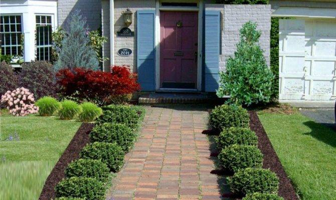 Front Yard Backyard Landscaping Ideas Designs