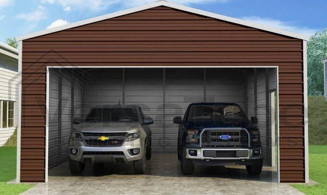 Frontier Garage Building