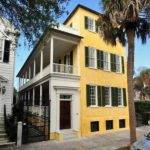Fully Restored Charleston Single Style Home Asks