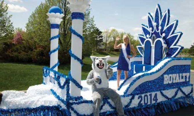Fun Homecoming Parade Float Ideas Anderson Blog