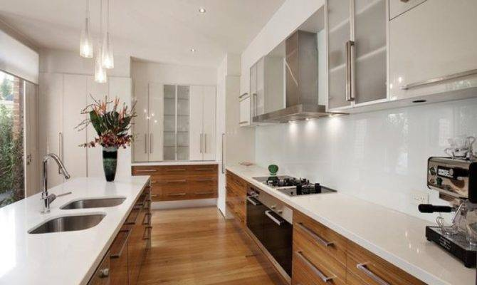 Furniture Fashion Amazing Galley Kitchen Design Ideas