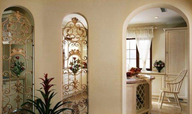 Furniture Mediterranean Style Windows Doors