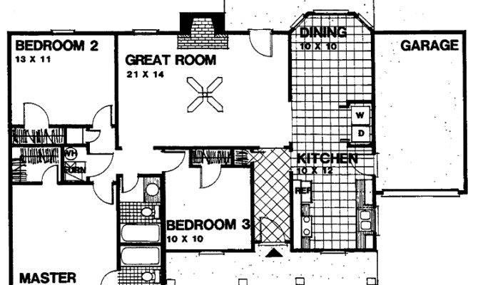 Furniture Today Simple Bedroom Floor Plans