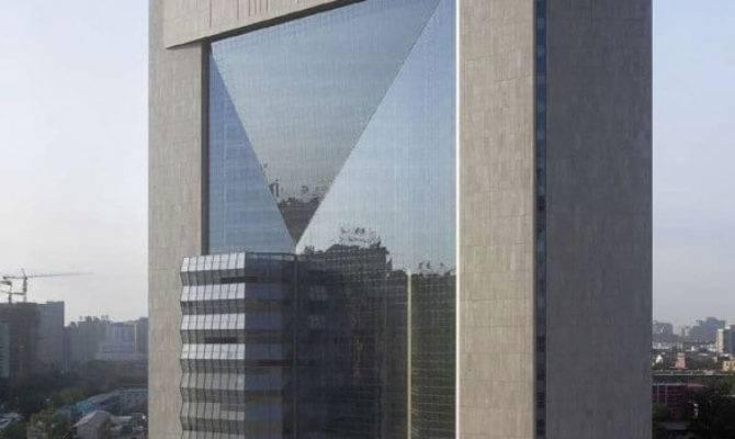 Futuristic Building Designs China Interior Design
