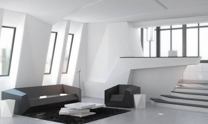 Futuristic Interior Design