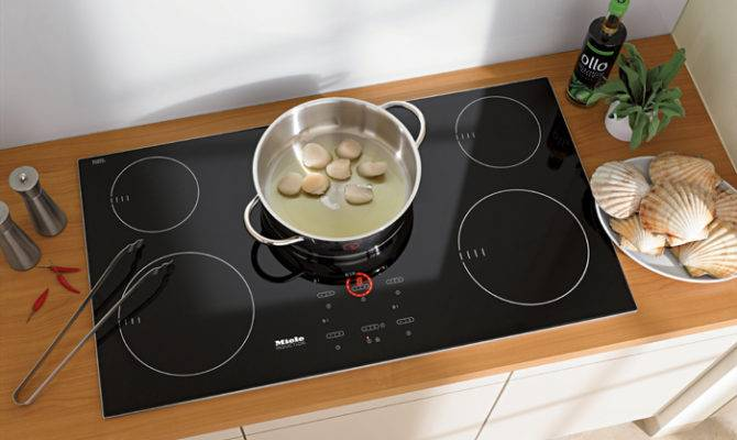 Gaggenau Miele Induction Cooktops Reviews Ratings