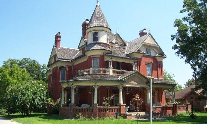 Gainesville Historic Victorian Home Texas