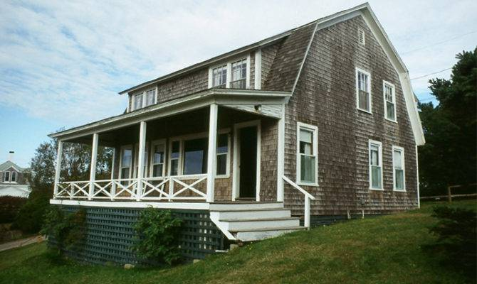 Gambrel House Additions Streibert Associates Chatham Cape Cod