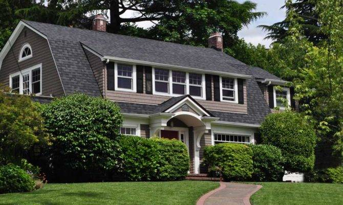 Gambrel Roof Dormer