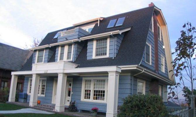 Gambrel Roofs Set Dutch Colonial Revivals Apart