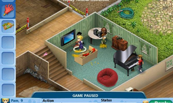 Game Virtual Families Our Dream House Blog Burek