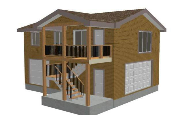 Garage Apartment Building Plan Unique House Plans