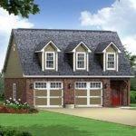Garage Apartment Carriage House Plans Design