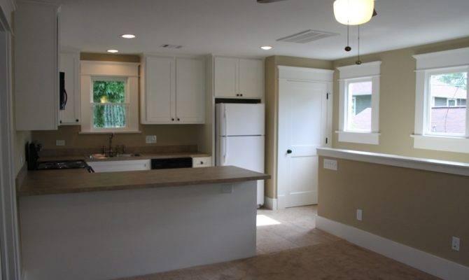 Garage Apartment Kitchen Living Loft Pinte