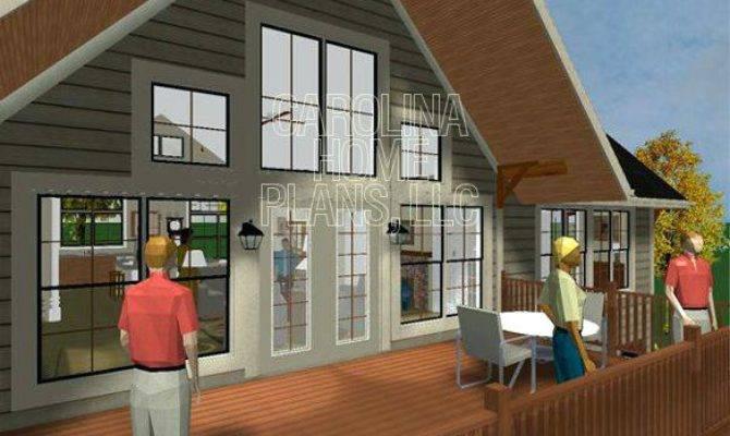 Garage Apartment Plans Balcony Venidami