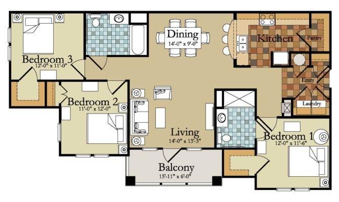 Garage Apartment Plans Bedroom Real Estate