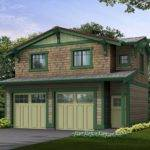 Garage Apartment Plans Craftsman Style