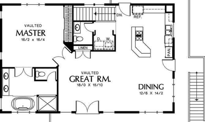 Garage Apartment Plans Floor Plan Enlarge