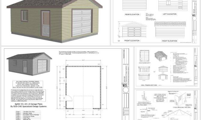 Garage Apartment Plans