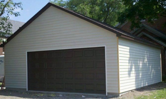 Garage Architecture Plans