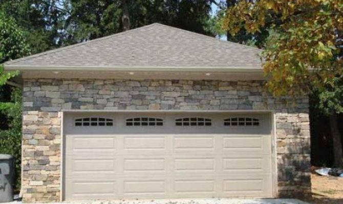 Garage Brick Plans Floor
