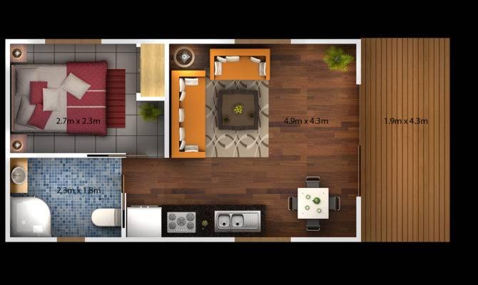 Garage Conversion Annexe