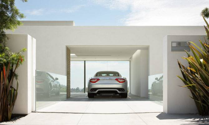 Garage Design Contest Maserati