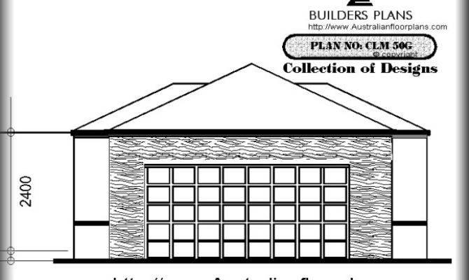 Delightful Free Standing Garage Plans