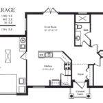 Garage Floor Plans Studio Apartment Car