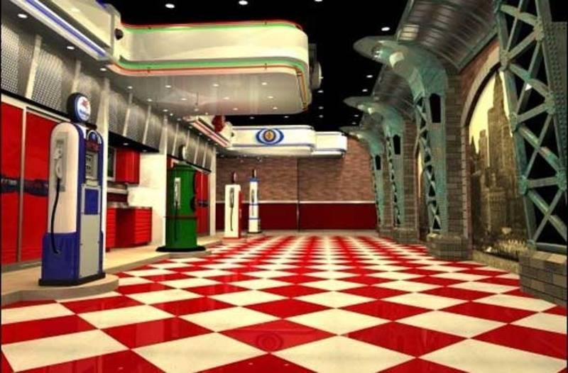 Garage Interior Design Best Designs Guides House Plans 161845