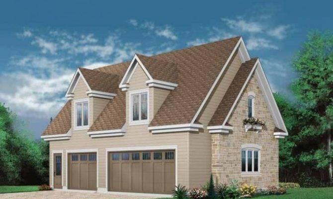 Garage Living Quarters Cabin Plans